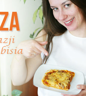Pizza z okazji 100 lubisia