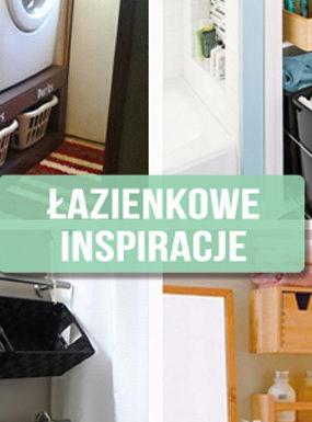 Organizacyjne inspiracje: łazienka