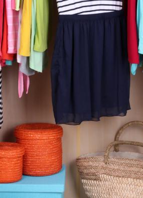 Idealna garderoba: jak pozbyć się ubrań