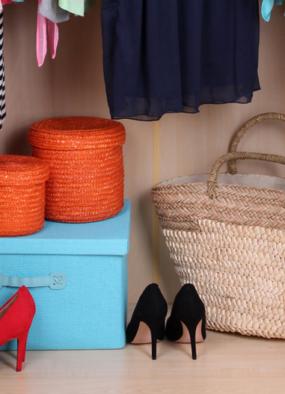 Idealna garderoba: organizacyjne tricki