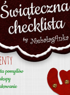 Świąteczna checklista