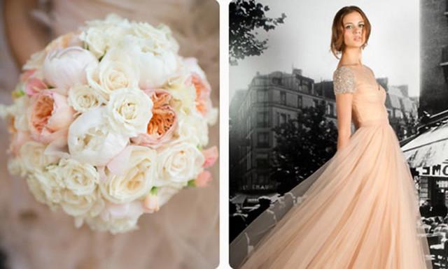 Pięć rzeczy, o których musisz pamiętać zanim wybierzesz kolor przewodni ślubu
