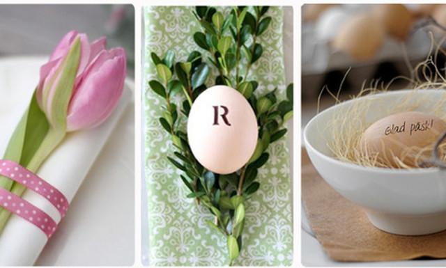Jak udekorować Wielkanocny stół? – szukam inspiracji