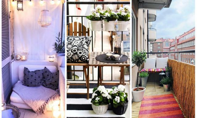 Pomysł na mały balkon w bloku – planuję zmiany i szukam inspiracji