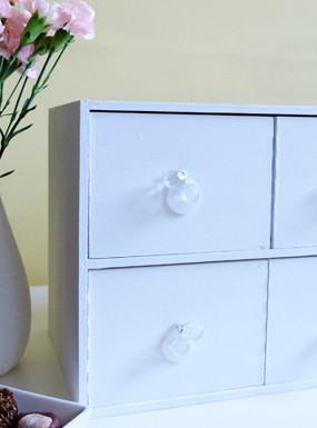 DIY metamorfoza mini komódki z Ikei