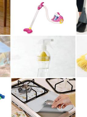 9 pomysłowych gadżetów do sprzątania