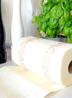 20 nietypowych pomysłów na użycie ręczników papierowych