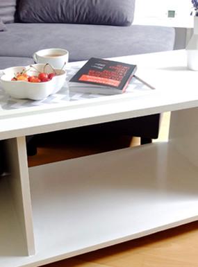 DIY Metamorfoza drewnianego stolika