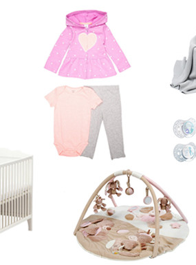 Planowanie wyprawki dla noworodka + lista do druku