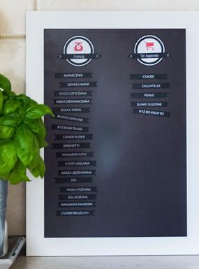 Organizacja w kuchni DIY: Zapasy pod kontrolą
