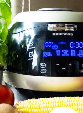 Proste i szybkie gotowanie z Multicookerem Redmond