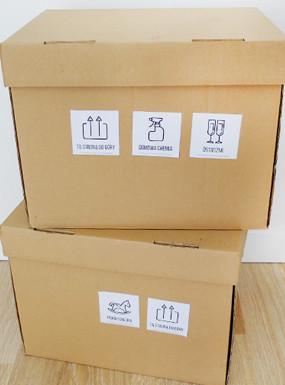 5 powodów, dla których lubię przeprowadzki + etykiety do druku