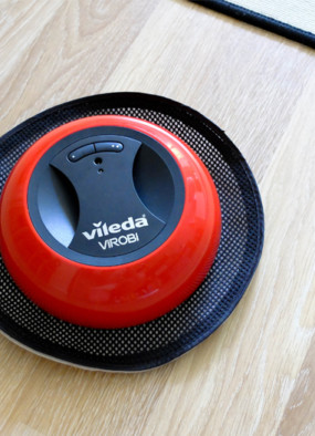 Virobi – pomocnik w sprzątaniu. Test automatycznego robomopa