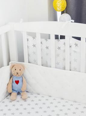 Organizacja kącika dla niemowlaka