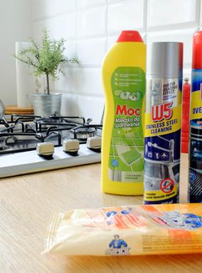 Ulubione do sprzątania z dyskontów #1 – kuchnia