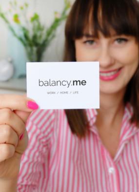 Balancy.me – start mojej nowej marki i zapowiedź sklepu