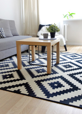 Jak uprać dywan? Mój sposób krok po kroku