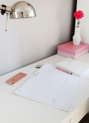 Rodzinny kalendarz do wydrukowania – styczeń 2017