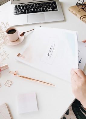 Planowanie życiowych celów finansowych i planer do druku
