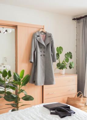 Jak dbać o wełniany płaszcz?