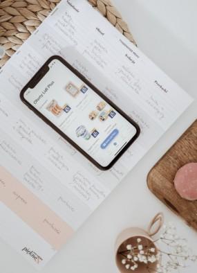 Planowanie posiłków – nasze tygodniowe menu, zakupy i aplikacja