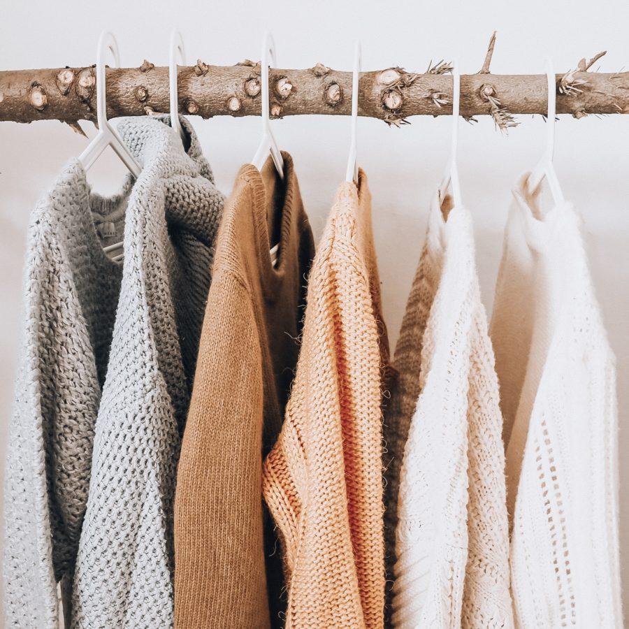 jak prać swetry?