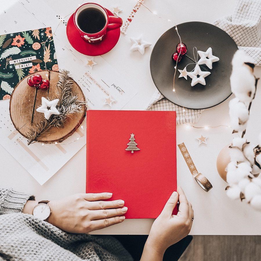 planer świąteczny do druku
