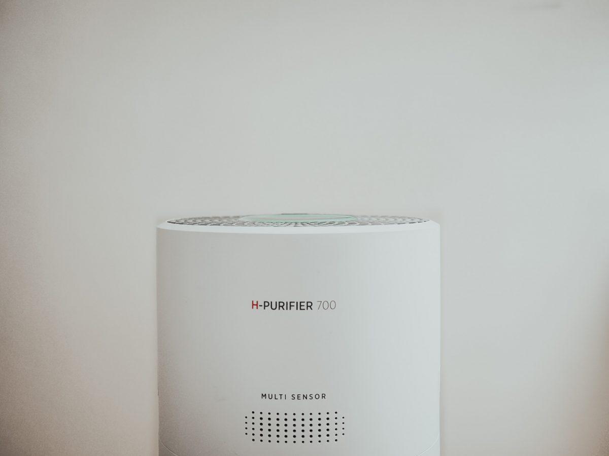 oczyszczacz powietrza z nawilżaczem